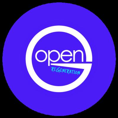 Open G - Official Logo